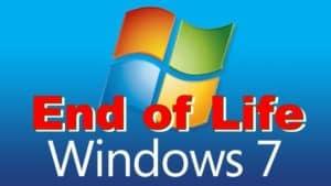 Τέλος εποχής - Windows 7