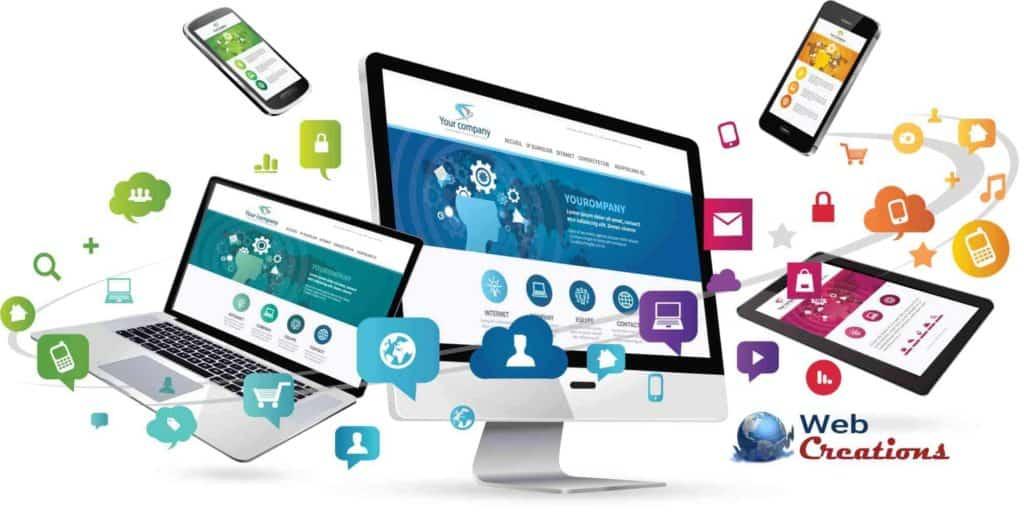 Υπηρεσίες | Web Creations | Θεσσαλονίκη